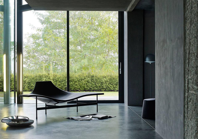 B&B ITALIA | Terminal 1 CHAISE LONGUE | by Jean Marie Maud on chaise recliner chair, chaise sofa sleeper, chaise furniture,