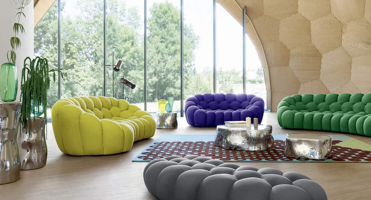 Bubble Sofa Roche Bobois bubble armchair designed sacha lakic   roche bobois