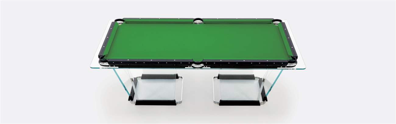 T1 Pool Table eight-feet size