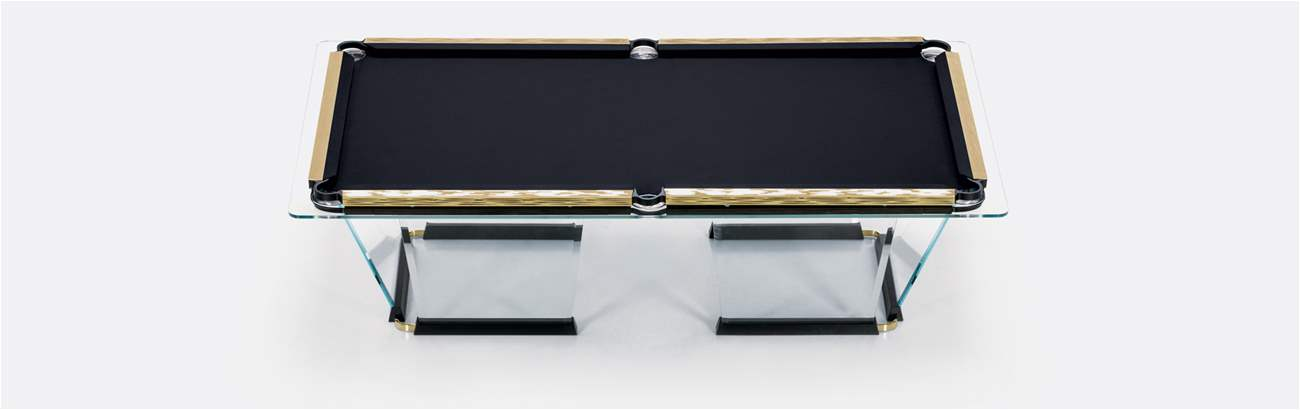T1.2 Pool Table Gold