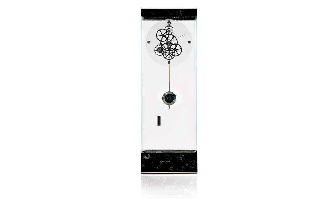 Adagio Floor Clock MARQUINA BLACK