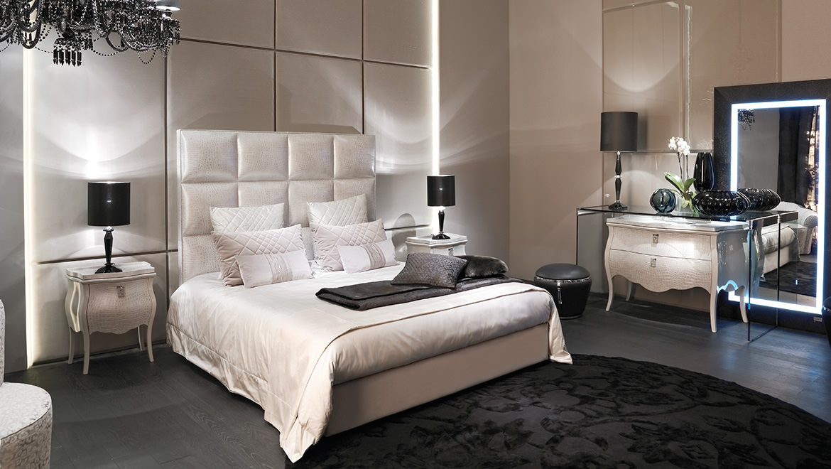 Diamante Bed