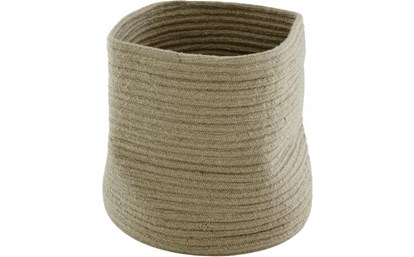 Basket: rope