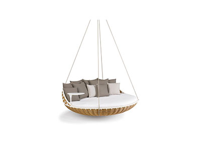 Swingrest hanging lounger