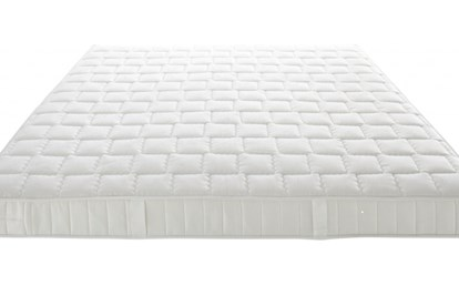 Mattress with pocketed springs