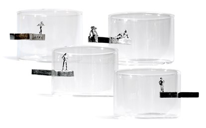 Lilliput collectioncup set of 4