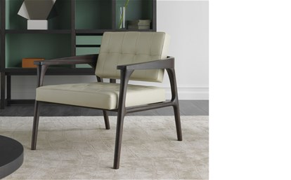 Casilia lounge armchair