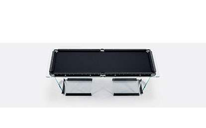 T1 Pool Table nine-feet size